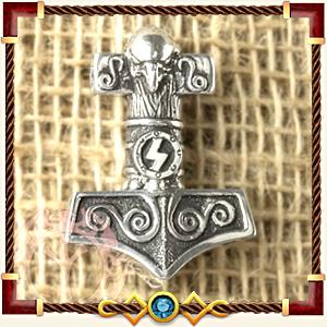 Молоты Тора и секиры из серебра и золота в Кемерово